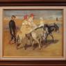 rinus-schoonen-ezeltje-rijden-op-het-strand