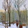 josephine-bol-jedeloo-ruiters-in-de-sneeuw