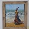 Dayke Geevers - vrouw aanm zee