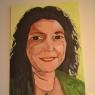 Ellen Verhoeven - zelfportret