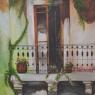 Marjo Vromans Italiaans balkon acryl