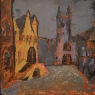 Sharda Gokoel Gentse kathedraal paletmes