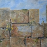Wil van Loenen Muurschildering olieverf